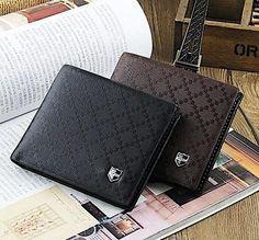 Byron Embossed Wallet
