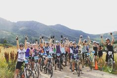 Ladies... this one is for you! The Wildflower Trailfest is this Friday July 14th 6-11pm here at Snowbasin!  This is a one of a kind trail event just for women There will be a trail run a mountain bike race and a mountain bike group clinic followed by a FREE movie premier of @redbull_mediahouse Blood Road. Follow the link in our profile to learn more!