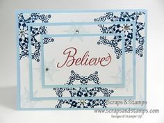 2012 Christmas Series #14 by yd0707 - Cards and Paper Crafts at Splitcoaststampers