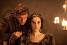 Hotspur's Stare [Joe Armstrong and Michelle Dockery]