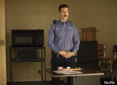 'Orange Is The New Black' : Don't Expect Much Pornstache In 'Orange Is The New Black' Season 3