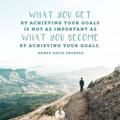 What are your goals? How do you stay on task? #motivationmonday