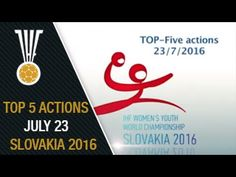 TOP Five actions of July 23, 2016 - Slovakia 2016