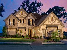 Richwoods Crossing- Chesterfield Collection Model Home