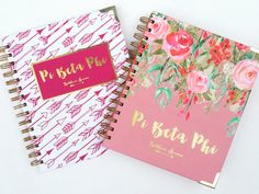 Pi Beta Phi SPECIAL OFFER Notebook Combination by KathleenMeriano