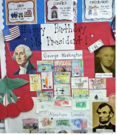 President's Day - Our New Learning