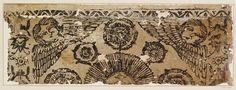 Wallpaper | | V Search the Collections  ca. 1650, E.155-1933