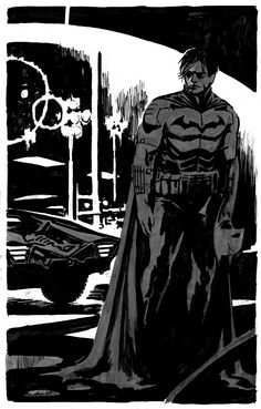 Batman Concept Art, Batman Fan Art, Batman Artwork, Batman Comic Art, Batman Wallpaper, Im Batman, Dc Comics Characters, Dc Comics Art, Marvel Dc Comics
