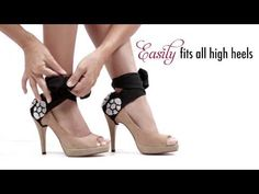 Transform your shoes with Heels Diva - YouTube Videotutorial