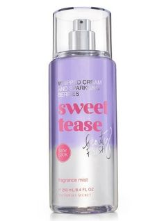 Victoria's Secret Beauty Rush Sweet Tease Formerly 'Cupquake' Body Mist 8.4 oz