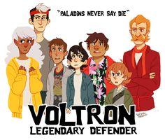 voltron legendary defender | Tumblr