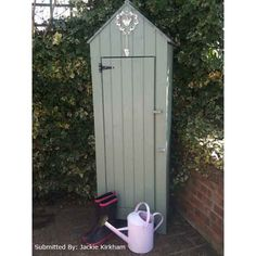 garden tool shed customer picture