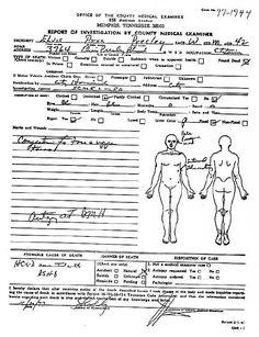 The death of Elvis Presley. Autopsy report about the death of Elvis. Autopsy of Elvis - Death-Elvis. King Elvis Presley, Elvis Presley Family, Elvis Presley Photos, Elvis Presley Funeral, Graceland Elvis, Lisa Marie Presley, James Dean, Mississippi, Marilyn Monroe