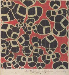 patternprints journal: KOLOMAN MOSER'S TASTEFUL DECORATIONS AND PATTERNS
