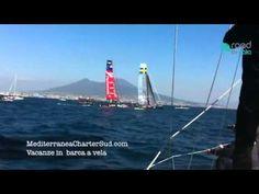 America's Cup a Napoli