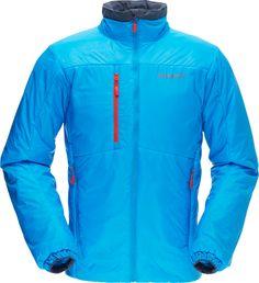 Norrøna Lyngen Primaloft60 Jacket  Too Blue  1999,00