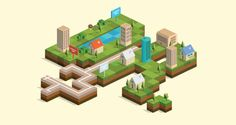 Isometric City Map Builder (UPDATED) by Designers Revolution - isometric