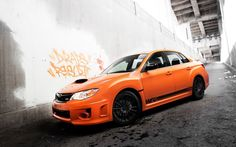 2013 Subaru Impreza WRX Special Edition Priced at $29,565, WRX STI at $35,565 - WOT on Motor Trend