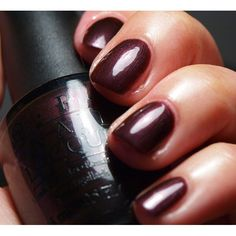OPI Vanpsterdam. So pretty! Just got the gel color version of it on my nails.