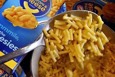 Kraft Mac & Cheese is getting a healthier makeover. Bring it!