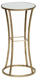 $199 Channing Side Table, Gold