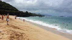 Tchockozzo no Hawaii 2013 - Parte 49 (passeando nas praias ao norte da i...