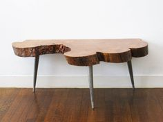 Hey, I found this really awesome Etsy listing at http://www.etsy.com/listing/105921902/natural-edge-mid-century-modern