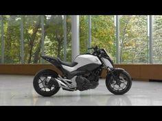 Self-Balancing Motorbikes : Honda Riding Assist