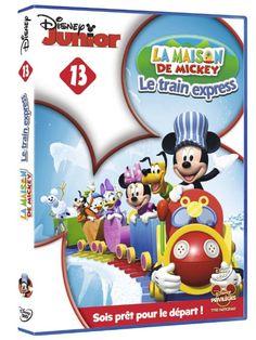 La Maison de Mickey - 13 - Le train express