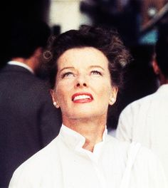 Katharine Hepburn in 'Summertime', 1955 Directed by David Lean. Golden Age Of Hollywood, Vintage Hollywood, Hollywood Stars, Classic Hollywood, Classic Actresses, Classic Movies, Hollywood Actresses, Actors & Actresses, Connecticut