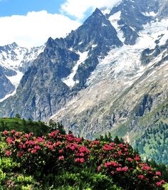 COURMAYEUR (Valle d'Aosta) - Italy – VAL FERRET – ARMINAZ- Italy - by Guido Tosatto