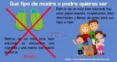 Que tipo de madre o padre quieres ser (1)
