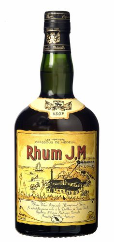 Rhum J.M.'s VSOP ages this offering in a combination of American oak barrels and French Limousin barrels for a final product that is a combination of rhums aged up to ten years. Starting with a hint of caramel, that is nearly forgotten as you're hit with notes of espresso, cocoa, nuances of orange zest and orange marmalade, with a final finish that conjures a hint of tobacco.