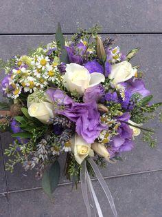 Ramo de novia silvestre Arimany Estudi Floral