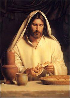 Simon Dewey: The Last Supper