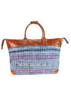 Travel Bag, Elliot Mann, Winter 2012