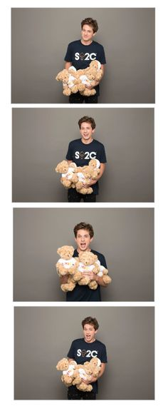 Charlie Puth is so cute help