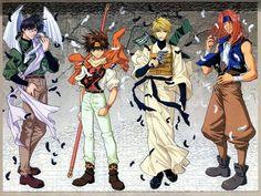 #saiyuki #anime #anime #manga #otaku #drawing #art #cosplay #leo #8tv