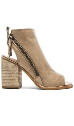 Dolce Vita Port Bootie in Almond | REVOLVE