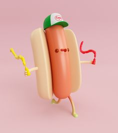 Behance :: FOOD FOOD!!! by AARON MARTINEZ