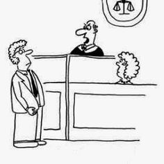 Laughter Filled Internet Goodies: 18 Things Actually Said To Witnesses In Court