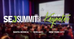 """SEJ Summit 2016: """"A Day of Keynotes"""""""