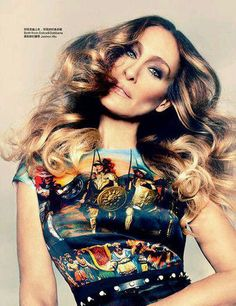 Sarah Jessica Parker Fashion Editorials