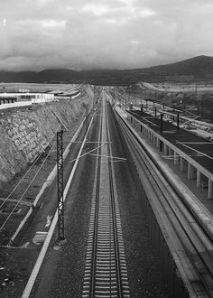 Railway by María Cordente on 500px