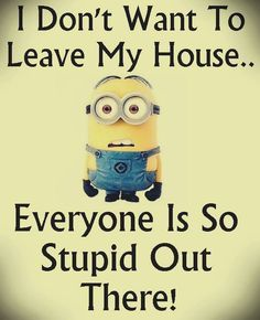 Funny Minions pics and quotes (02:34:20 PM, Thursday 04, June 2015 PDT) – 10 pics