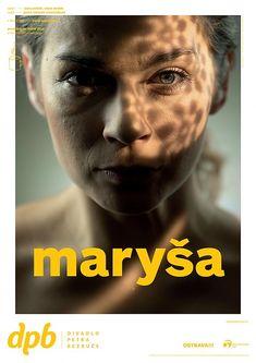 Maryša - Divadlo Petra Bezruče Petra, Portrait Lighting, Drama, Movie Posters, Movies, Film Poster, Films, Movie, Drama Theater