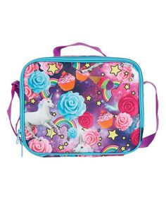 Fashion Angels Unicorn Lunch Tote | zulily