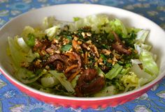 Spicy Mint Beef Thai recipe you can easily make at home!