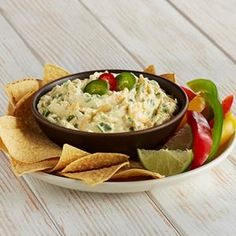 Jalapeno Popper Dip Great Recipes from FRENCH'S® Foods | FRENCH'S Mustard, Fried Onions, Worcestershire Sauce Products