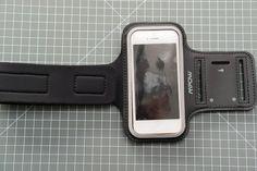#Review iPhone Sportarmband. Echt Cool.